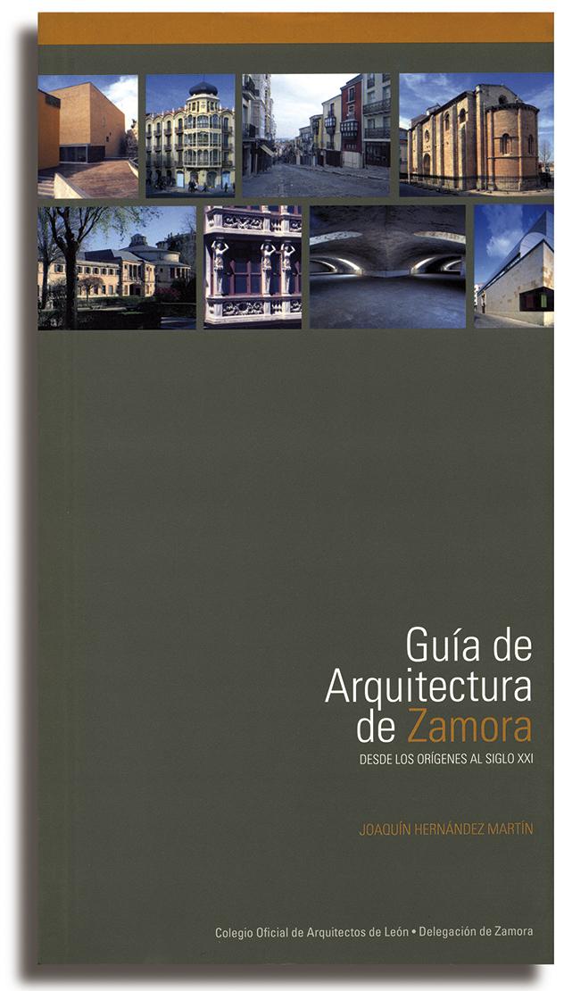 GUIA ARQUITECTURA ZAMORA 01