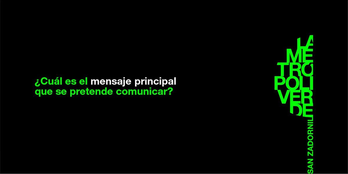 LA METROPOLI VERDE ESTRATEGIA COMUNICATIVA 13