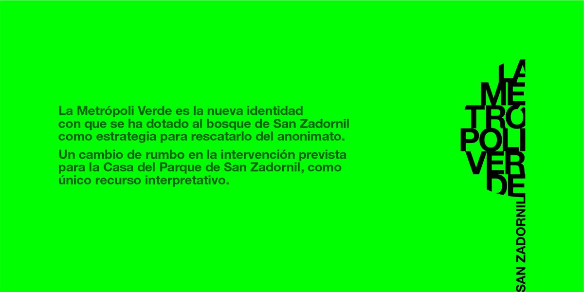 LA METROPOLI VERDE ESTRATEGIA COMUNICATIVA 16