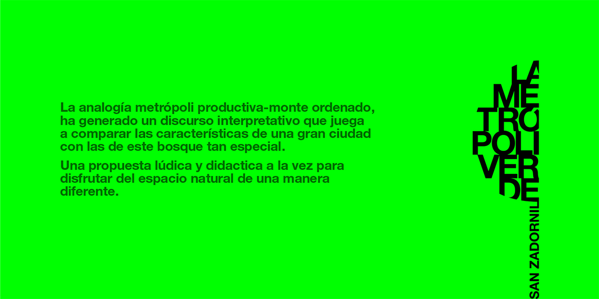 LA METROPOLI VERDE ESTRATEGIA COMUNICATIVA 18