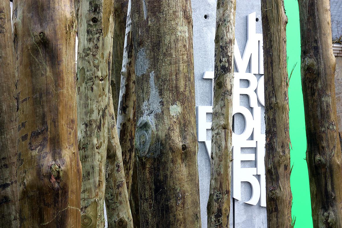 LA METROPOLI VERDE M022