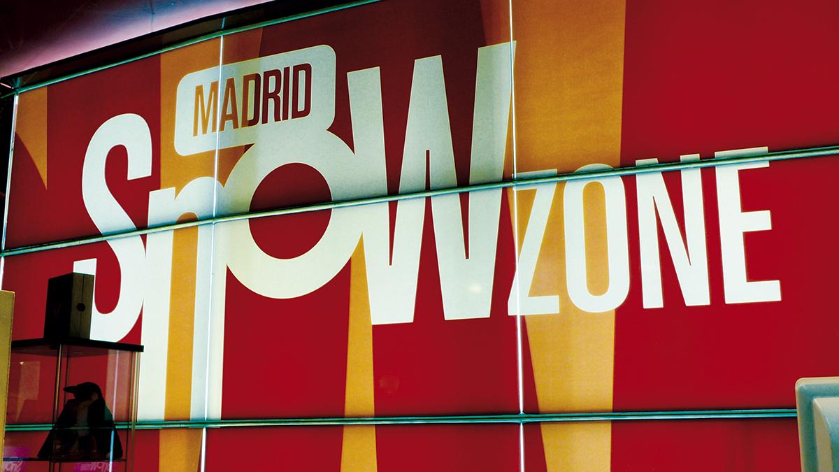 MADRID SNOW ZONE 9