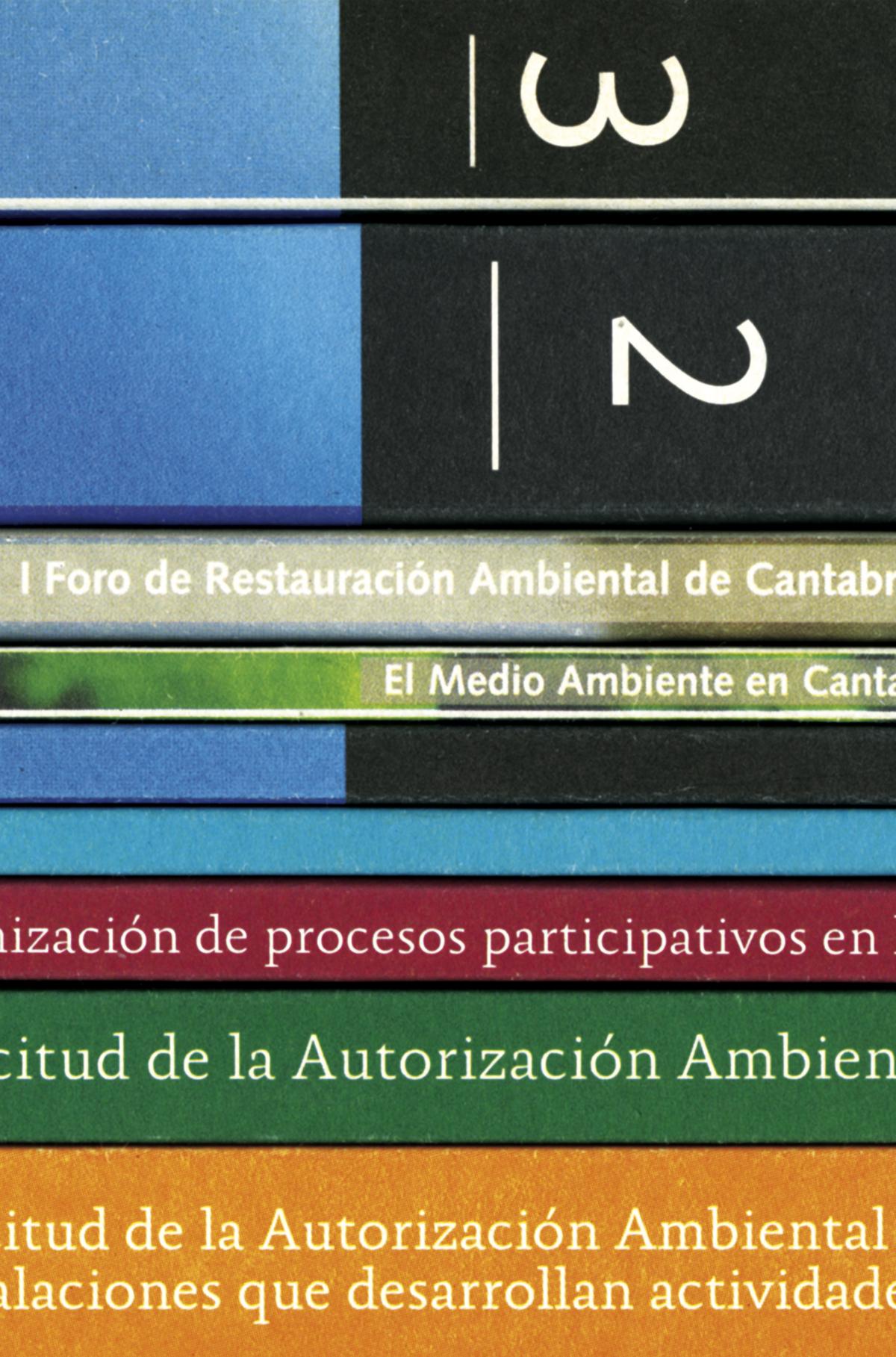 PUBLICACIONES MEDIO AMBIENTE CANTABRIA 9
