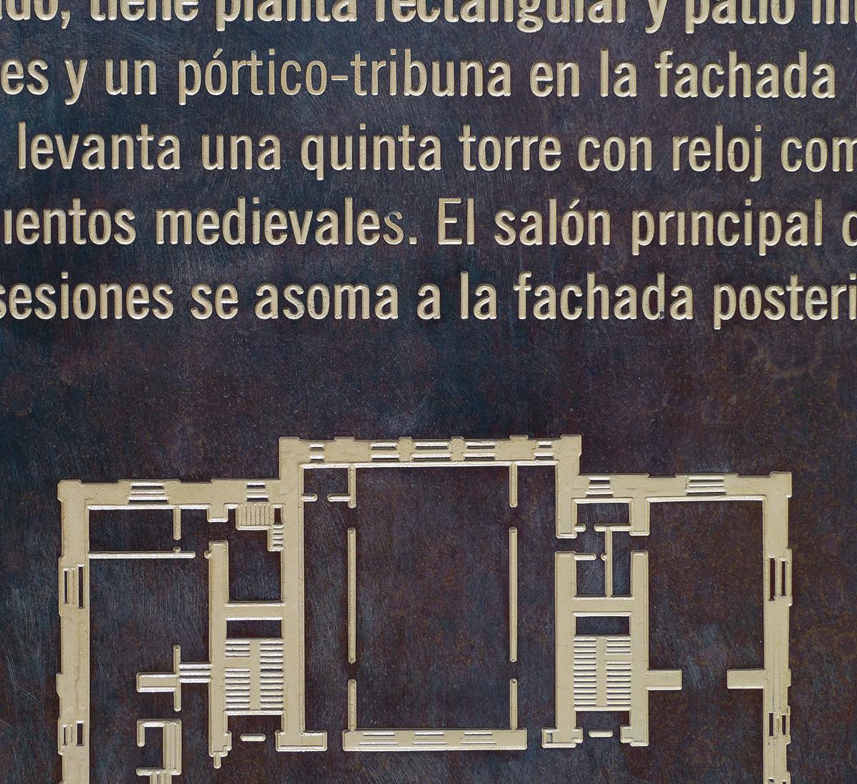 SEÑALIZACION MONUMENTOS VALLADOLID 01