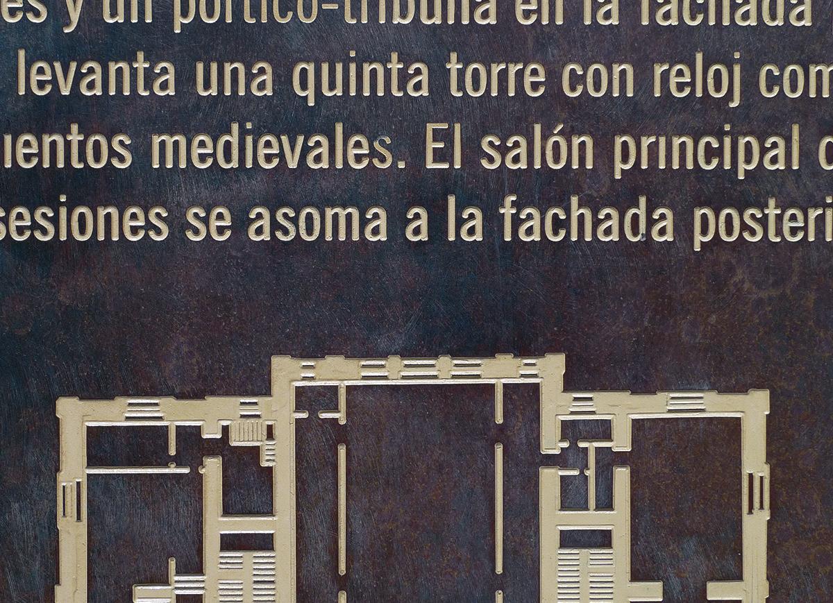 SEÑALIZACION MONUMENTOS VALLADOLID 02