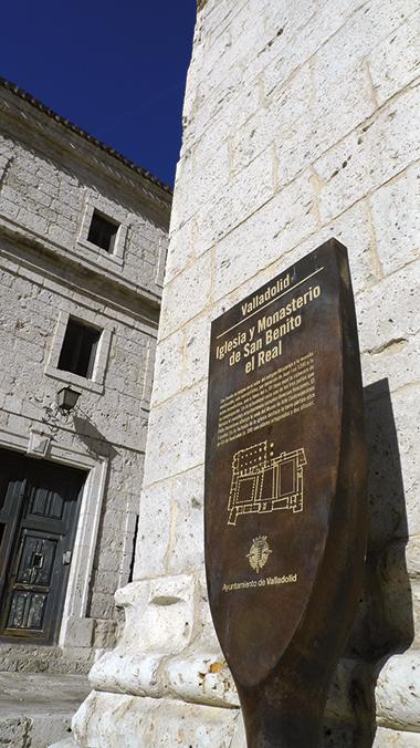 SEÑALIZACION MONUMENTOS VALLADOLID 05