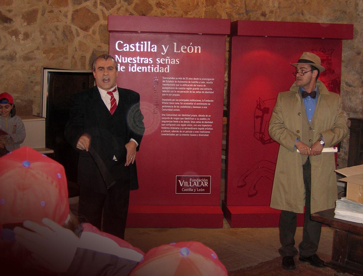 SEÑAS IDENTIDAD CASTILLA Y LEON 17